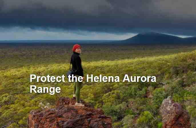 Save Helena Aurora Range