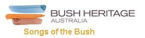 bush heritage-songs